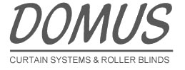 DOMUS συστήματα κουρτινών και σκίασης